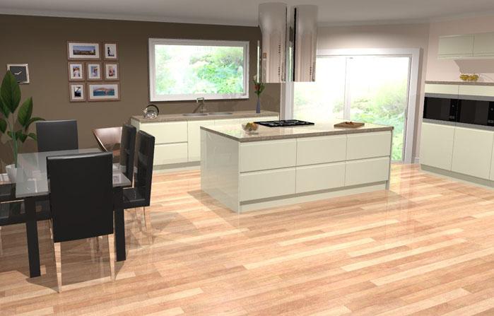 Create Virtual Kitchen Online