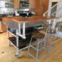 Diy Kitchen Island With Seating Redesign 12 Designs And Ideas  Home Gardening