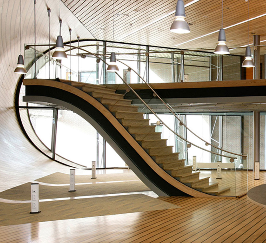 22 Modern & Innovative Staircase Ideas  Home And