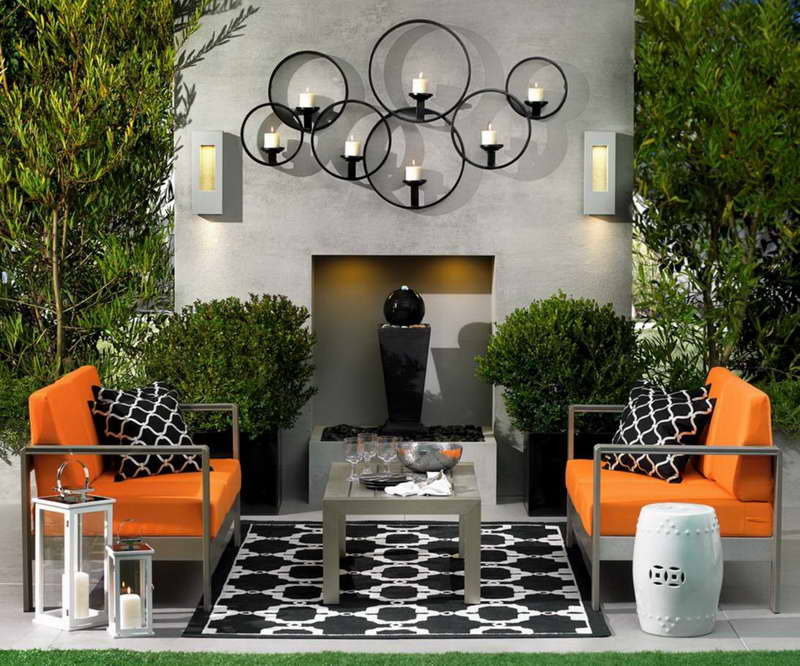 15 Fabulous Small Patio Ideas To Make Most Of Small Space  Home And Gardening Ideas