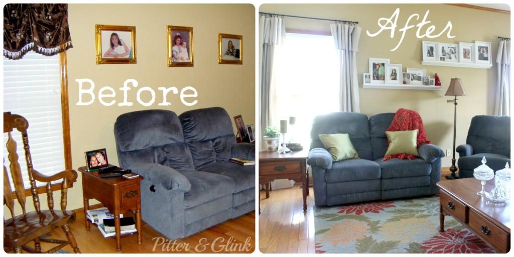 Redoing A Living Room