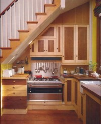 25 Clever Under Stairs Ideas to Optimize the Leftover ...