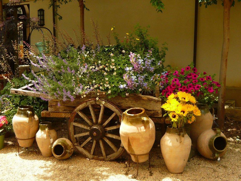 25 Fabulous Garden Decor Ideas – Home And Gardening Ideas