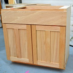 Build Kitchen Cabinets Linen Towels 36 Inspiring Diy Ideas Projects You Can On A Simple Stand Alone Two Doors Cabinet