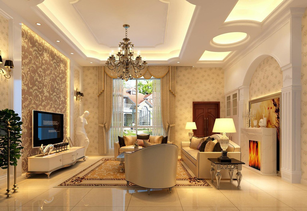 home interior design for living room flooring ideas india 25 elegant ceiling designs and gardening modern luxury