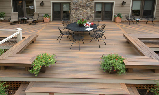 22 Deck Design Ideas To Create A Fabulous Outdoor Living Space Home And Gardening Ideas