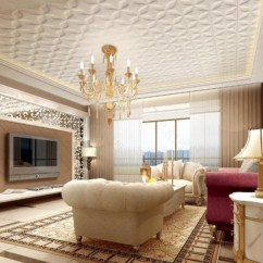 Modern Wooden Ceiling Design For Living Room 2016 How Do I Decorate My With A Red Couch 25 Elegant Designs Home And Gardening Ideas Patterned