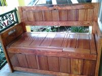 20 DIY Storage Bench For Adding Extra Storage and Seating ...