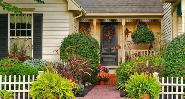 Front Porch Ideas To Add More Aesthetic Appeal To Your Home – Home