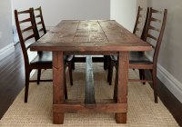 15 DIY Farmhouse Table To Create Warm and Inviting Dining ...