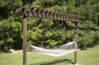 15 DIY Hammock Stand to Build This Summer  Home and ...