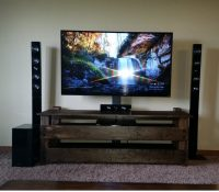 33 DIY TV Stands You Can Build Easily In A Weekend  Home ...