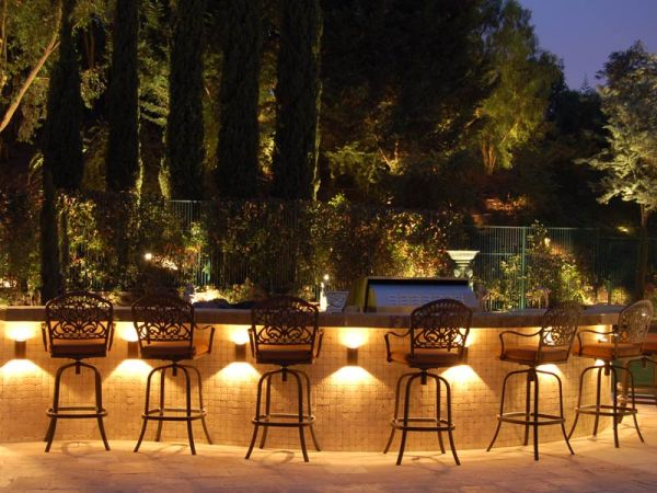 25 Backyard Lighting IdeasIlluminate Outdoor Area To Make