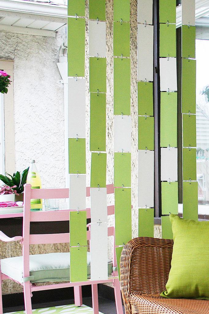DIY Room Divider22 Ideas For Splitting Up Room Space