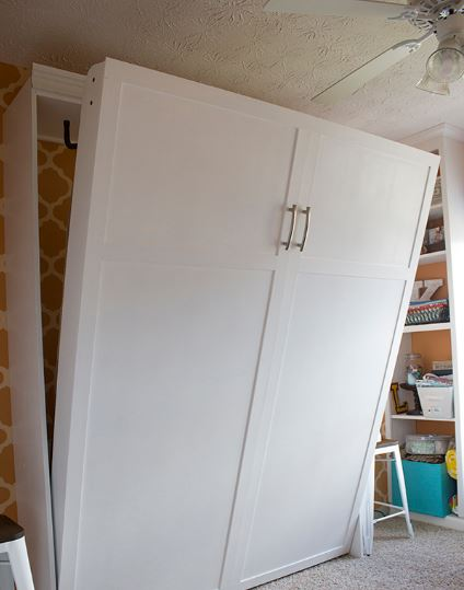 27 Diy Murphy Beds To Save Space In A Small Room Home