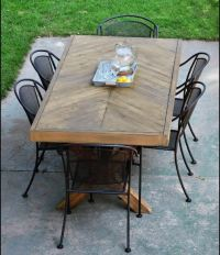12 DIY Outdoor Table You Can Build Easily  Home And ...