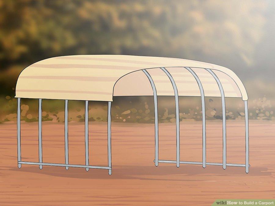 10 Free Carport Plans Build A DIY Carport On A Budget Home And Gardening Ideas