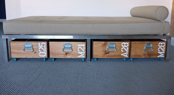 15 DIY Storage Beds For Adding More Storage Space In Your
