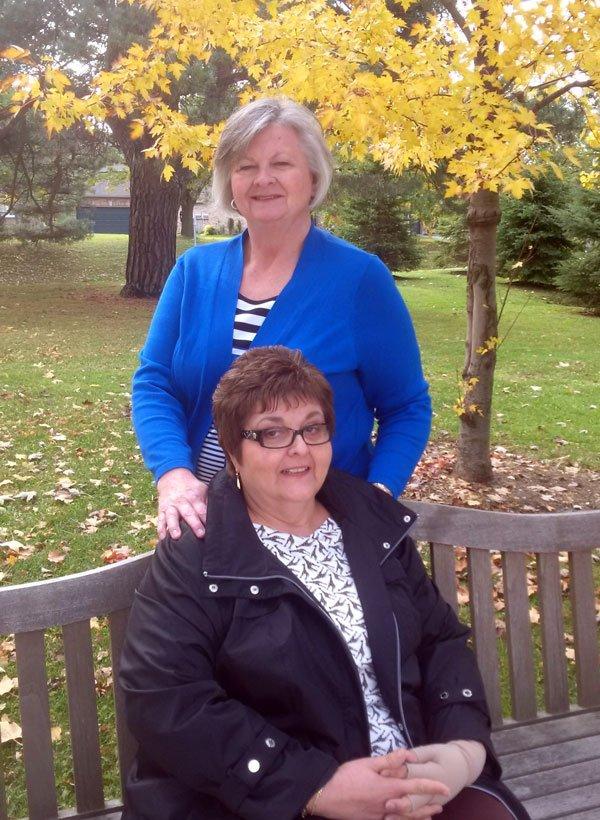 Testimonial - Mimma and Bonnie