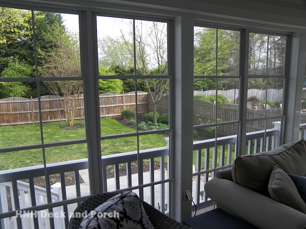EzeBreeze Gallery  HNH Deck and Porch LLC 4433245217