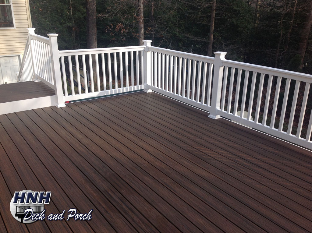 Deck Flooring Gallery  HNH Deck and Porch LLC 4433245217