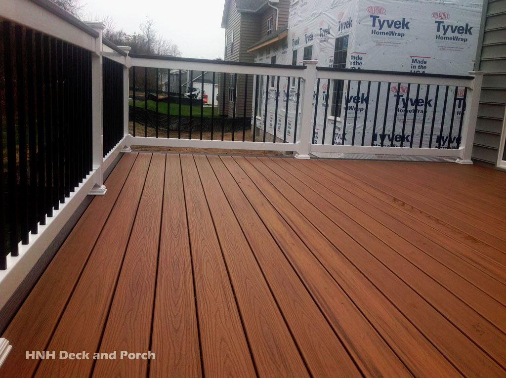 Deck Flooring Gallery  HNH Deck and Porch LLC 4433245217