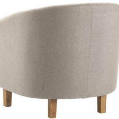 Tub Chair Covers Ireland Simple Diy Jayla Natural Harvey Norman