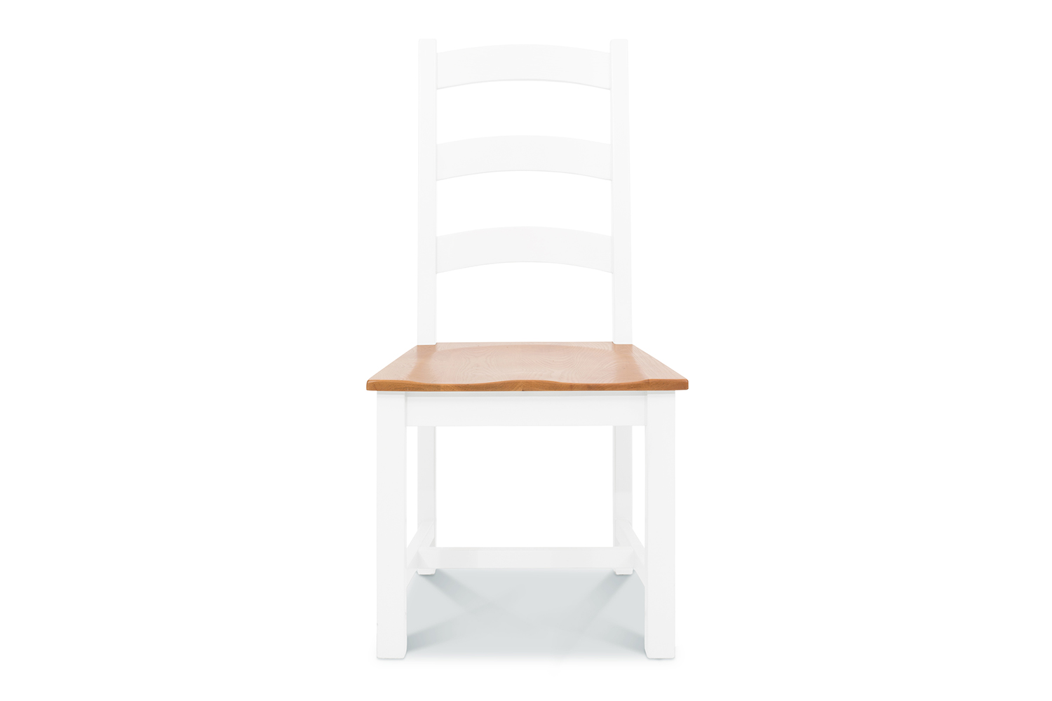White Wooden Dining Chairs Harvest Dining Chair White