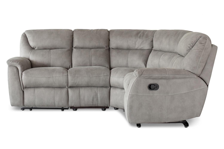 travis corner sofa small