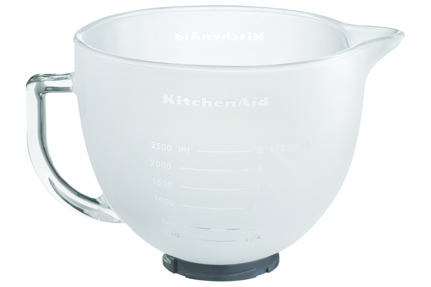 kitchen aid glass bowl macy's sets kitchenaid 4 8l for stand mixer 5k5gb ireland