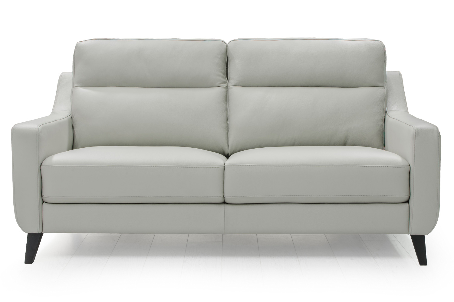 grey leather sofas harveys what to clean a sofa with 3 seater pk 31 by poul