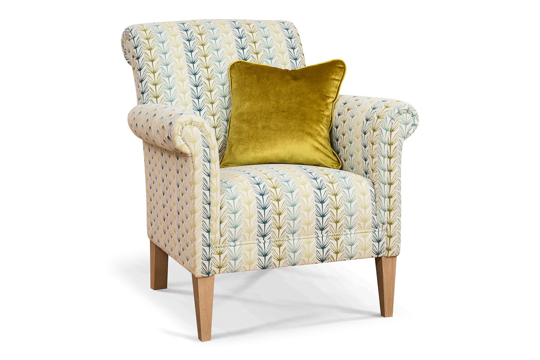 bedroom chair retro large moon uk preston floral teal scatter ireland