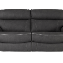 Leona 3 Seater Recliner Sofa Average Length Of A Sectional Fabric Sofas Ireland Arlo Electric