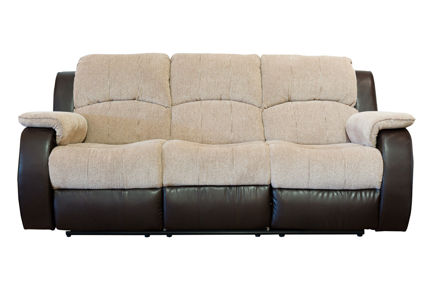 funky sofas ireland made in america 3 seat reclining sofa sofology veyron bison brown x1 large