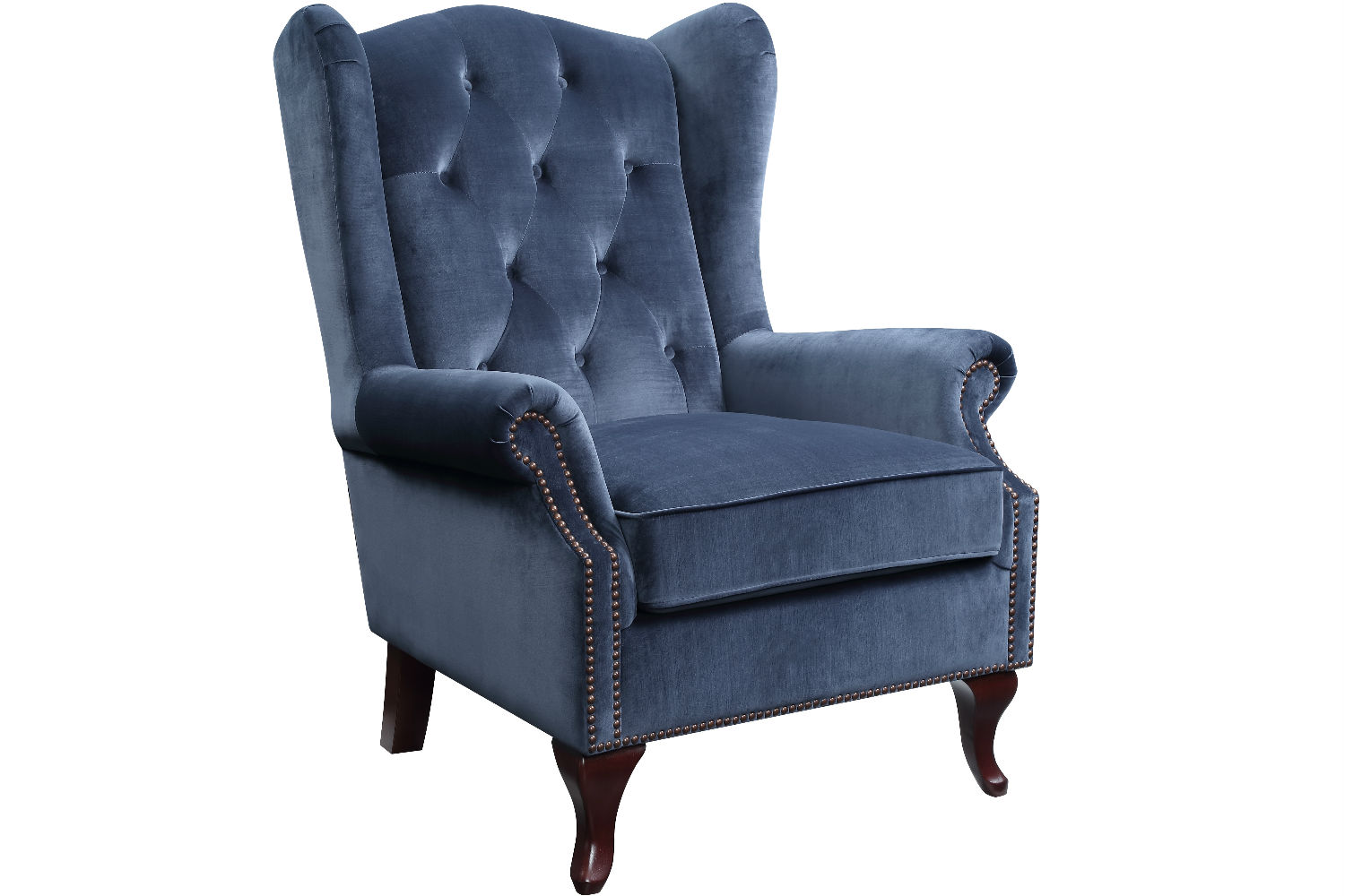 Accent Chair Blue Harriot Accent Chair Blue Ireland