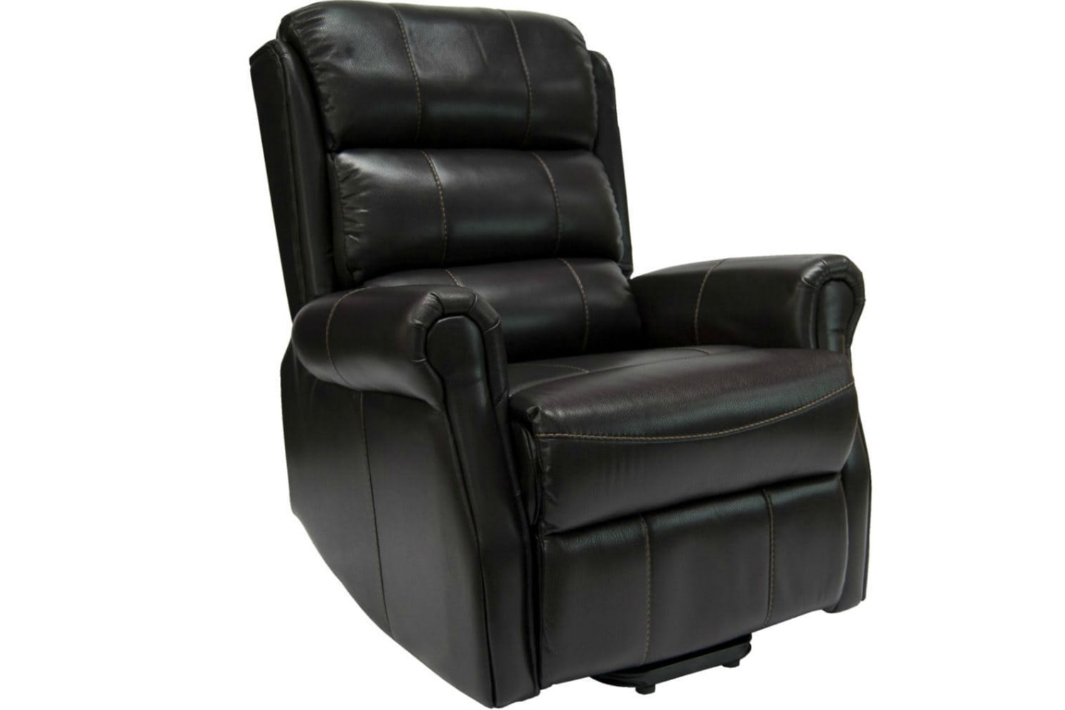 Swivel Recliner Chairs Hudson Recliner Chair Chocolate