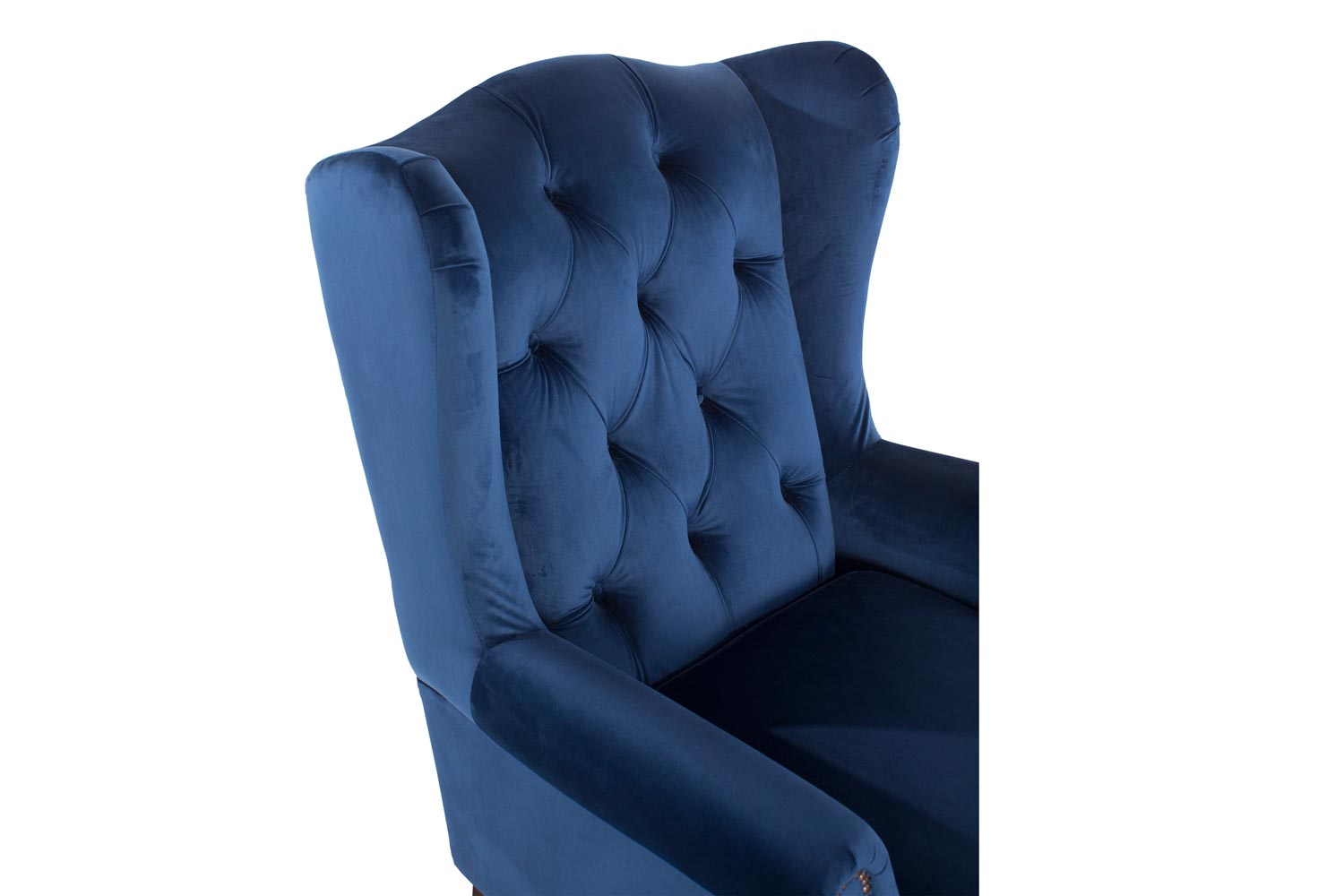 royal blue chairs arm chair covers walmart canada harriot accent ireland