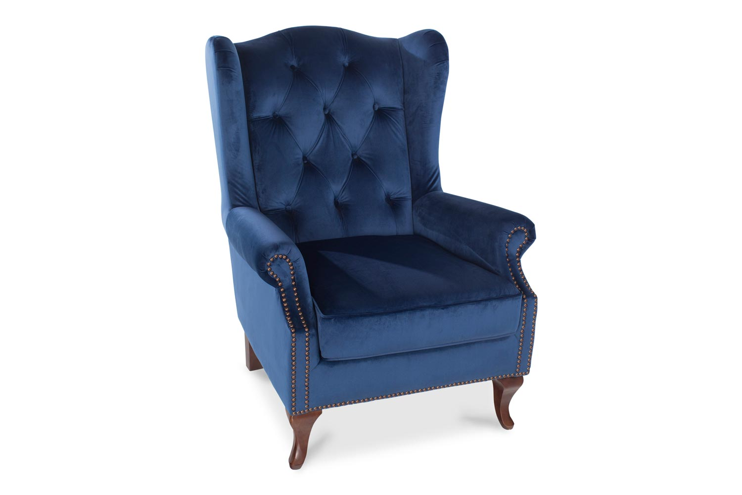 accent chair blue office chairs non revolving harriot royal ireland