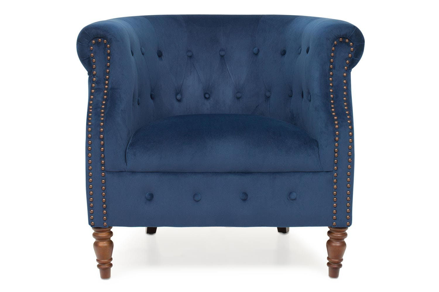 Royal Blue Chair Kyoto Tub Chair Royal Blue