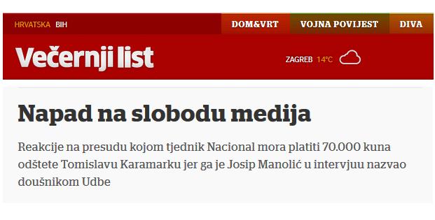 Predsjednik HNiP-a, Siniša Kovačić o presudi protiv Nacionala i ulozi medija u smjeni ministra