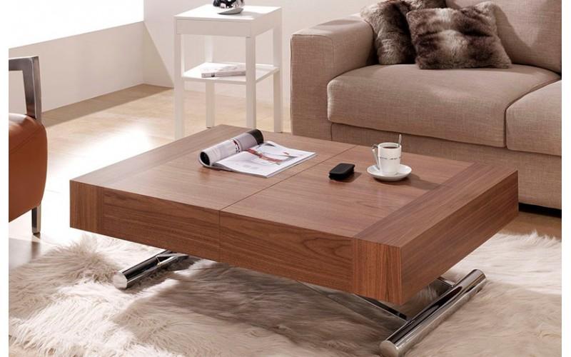 Mesa De Centro Elevable Y Extensible Ikea