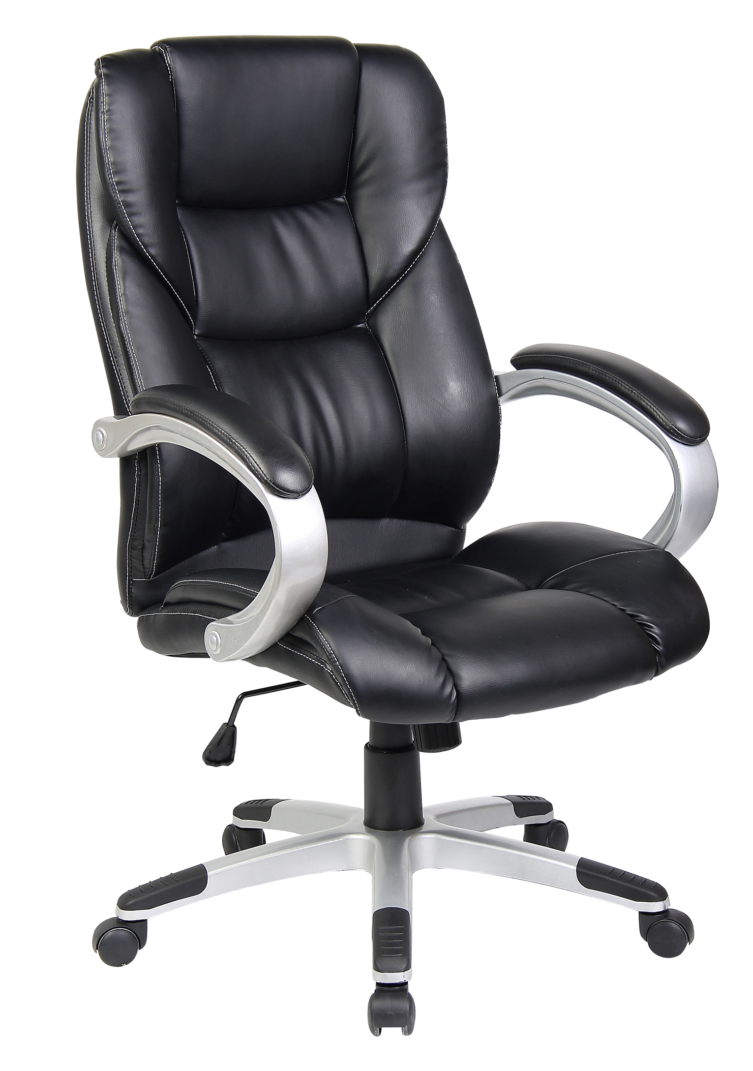 Executive Chair Quality Swivel Pu Leather Executive Office Furnitue