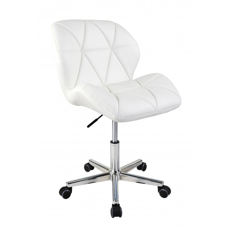 white rocking chairs for sale dxracer gaming uk modern uranus padded swivel faux leather computer desk office chair