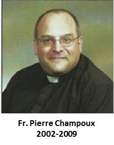 Fr. Pierre Champoux