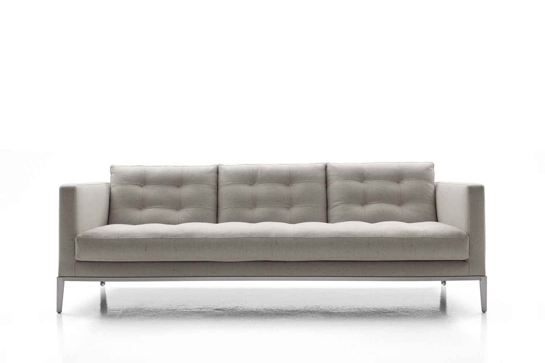 lounge sofa chair minimal style ac by antonio citterio for b andb italia project