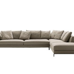 0 Sofas Loveseats And Ray Sofa By Antonio Citterio For B Andb Italia Space Furniture