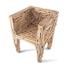 Campana Brothers Favela Chair Stand Definition Armchair By F E H For Edra Space Furniture