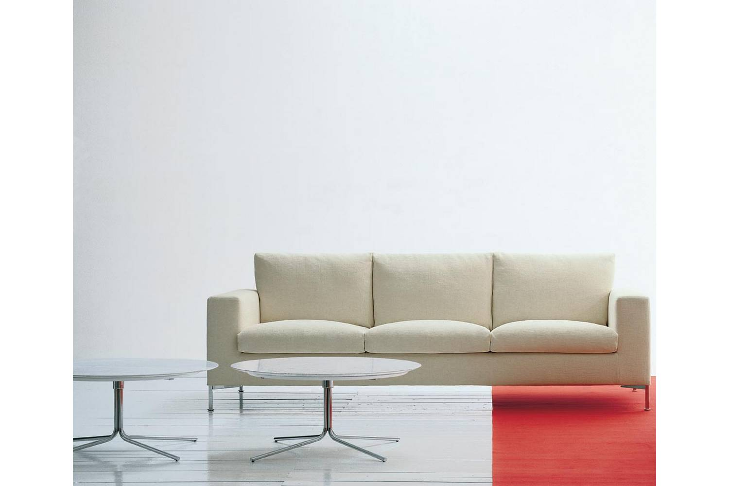Box Sofa by Piero Lissoni for Living Divani  Space Furniture
