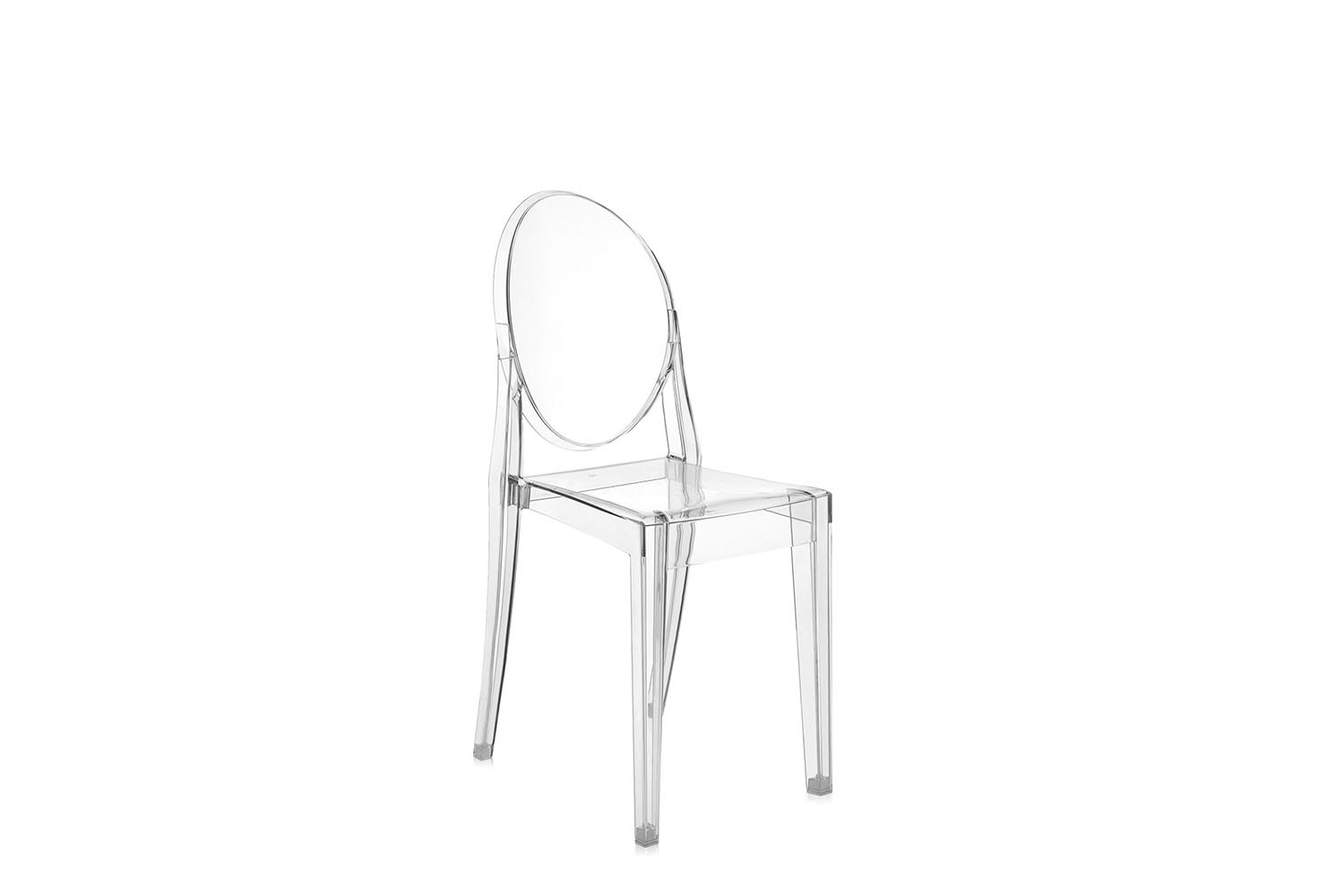 victoria ghost chair outdoor with canopy by philippe starck for kartell space furniture