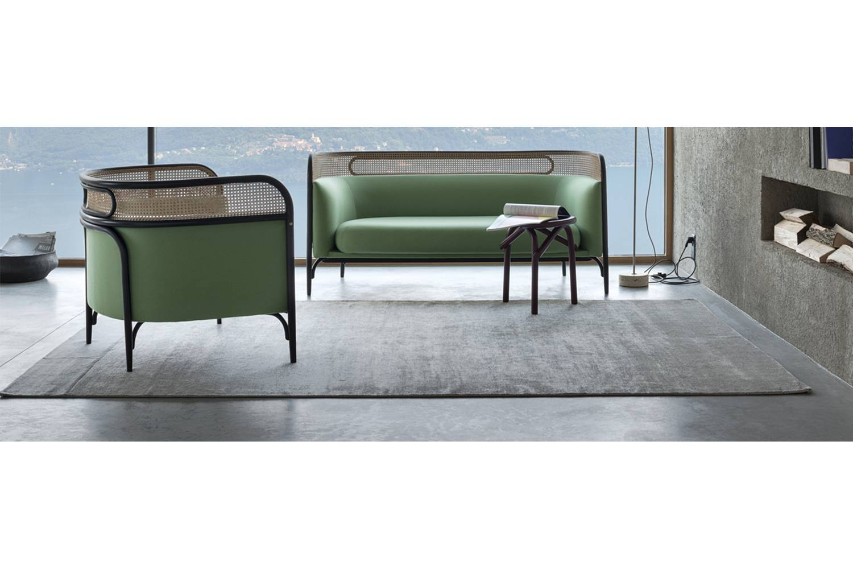 Targa Lounge Armchair By GamFratesi For Gebruder Thonet